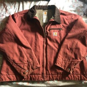Women's carhartt jacket